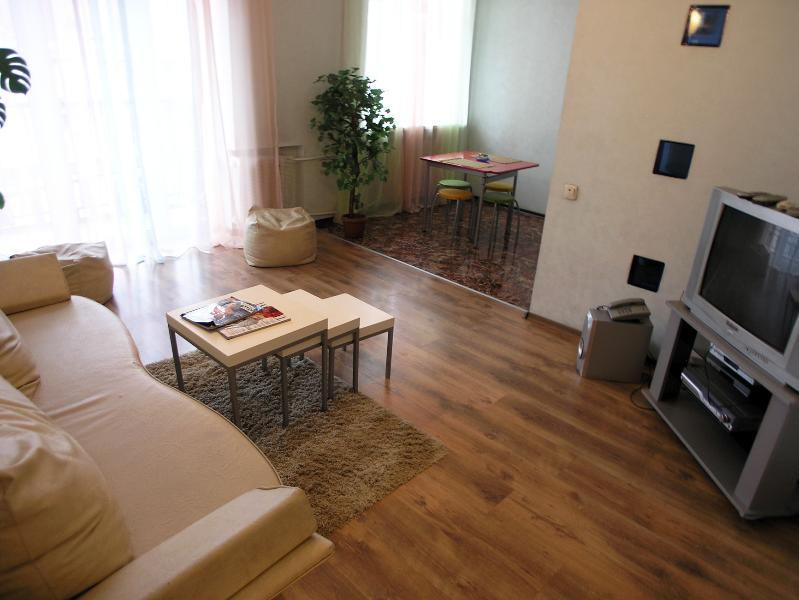 Two room apartment  with jakuzzi on Khreschatik - Image 1 - Kiev - rentals