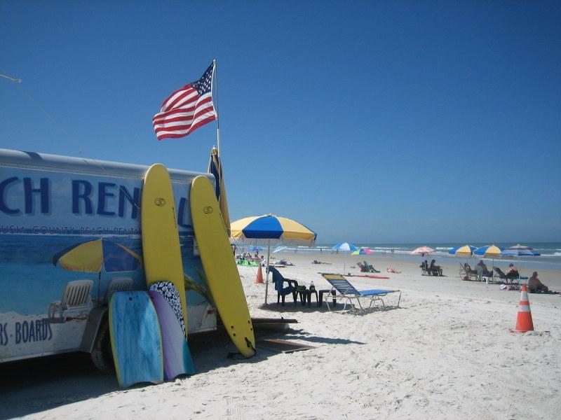 Open For Business-Beach - Ormond Beach Beach House - Daytona Beach - rentals