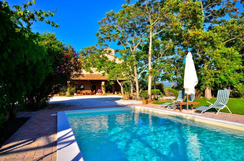 Villa Toscana Mare - Image 1 - Bibbona - rentals