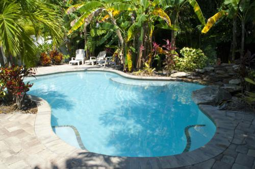 Pool 1 - CHIKI TIKI WEST - Holmes Beach - rentals