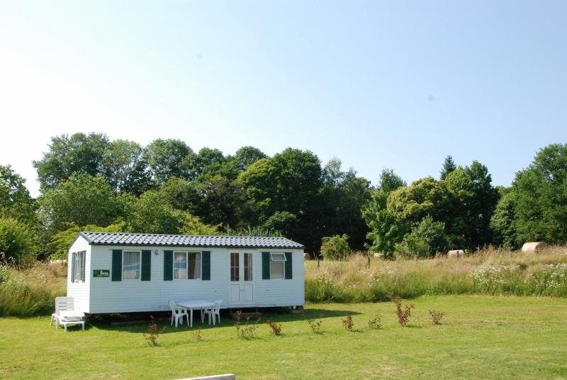 mobile home - Fully equiped mobile home with a view - Saint Germain les Belles - rentals