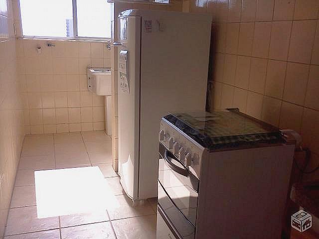 Cozinha e área - ótimo apartamento - Niteroi - rentals