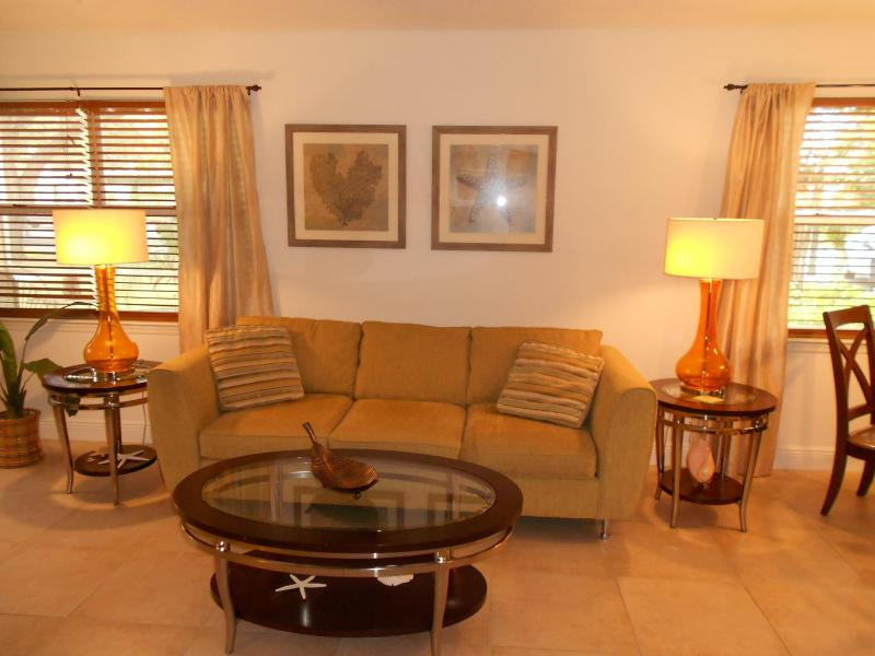 living room - Vacation Condo at Venetian Palms 1503 - Fort Myers - rentals