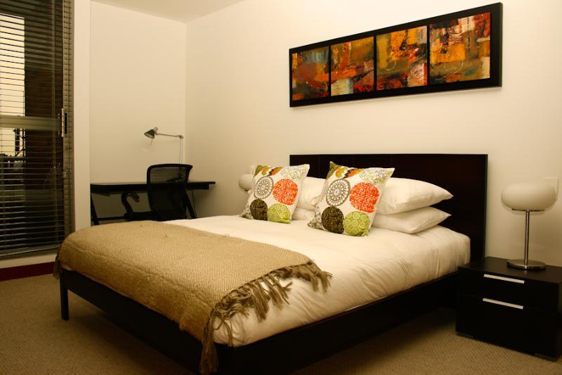 Comfortable 1 Bedroom in Zona T - Image 1 - Bogota - rentals
