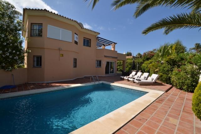 Villa Golf View - Image 1 - Marbella - rentals