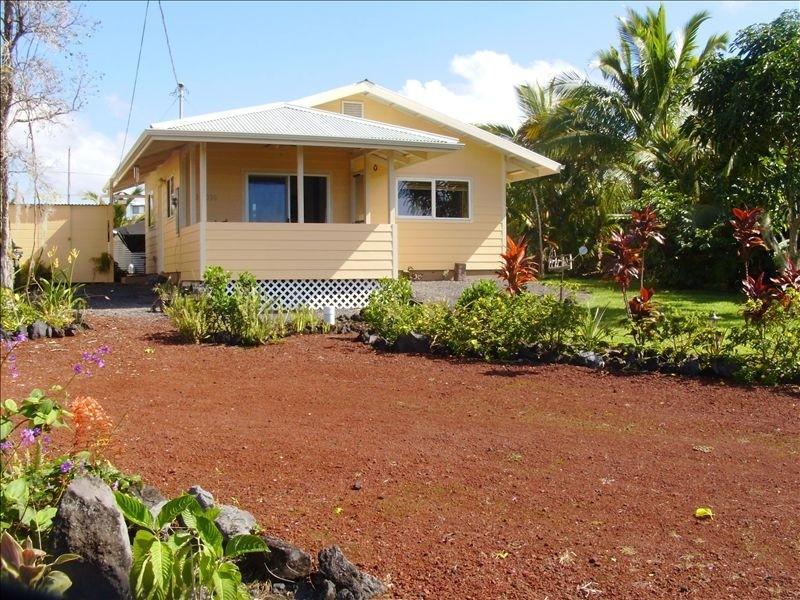 $73 a Night for a Week Stay-Kehena Beach Getaway-Ocean View Home - Image 1 - Pahoa - rentals