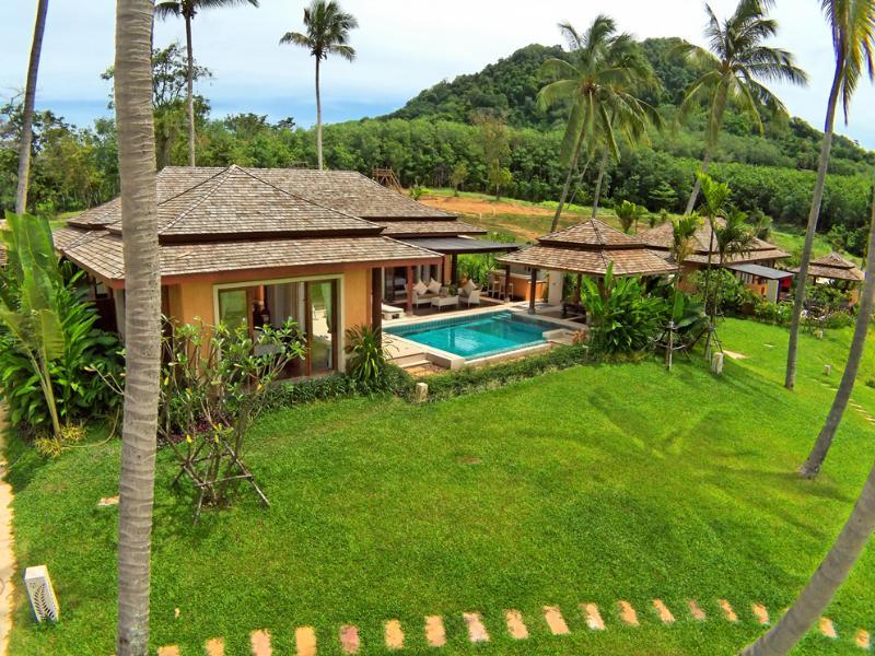 Exterior villa - Deluxe Pool Villa Eva - Koh Yao Noi - rentals