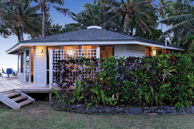 Sands Villas Beachfront: Coral Villa - Image 1 - Rarotonga - rentals