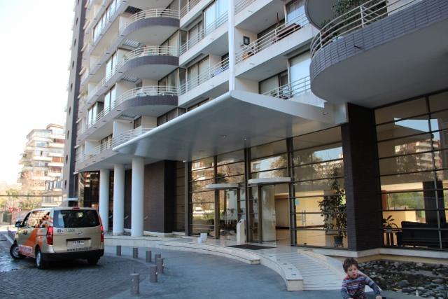 Providencia best location , new apt , Ricardo Lyon - Image 1 - Santiago - rentals