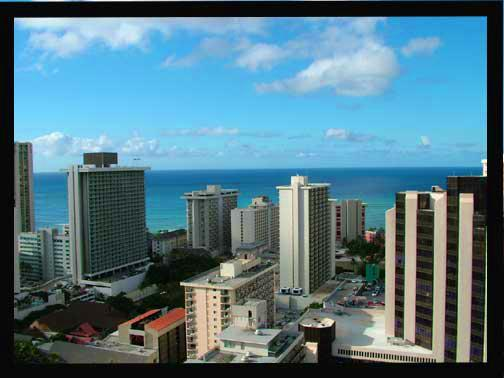 (Waikiki) 35th floor, Comfortable Clean 1BR Condo! - Image 1 - Honolulu - rentals