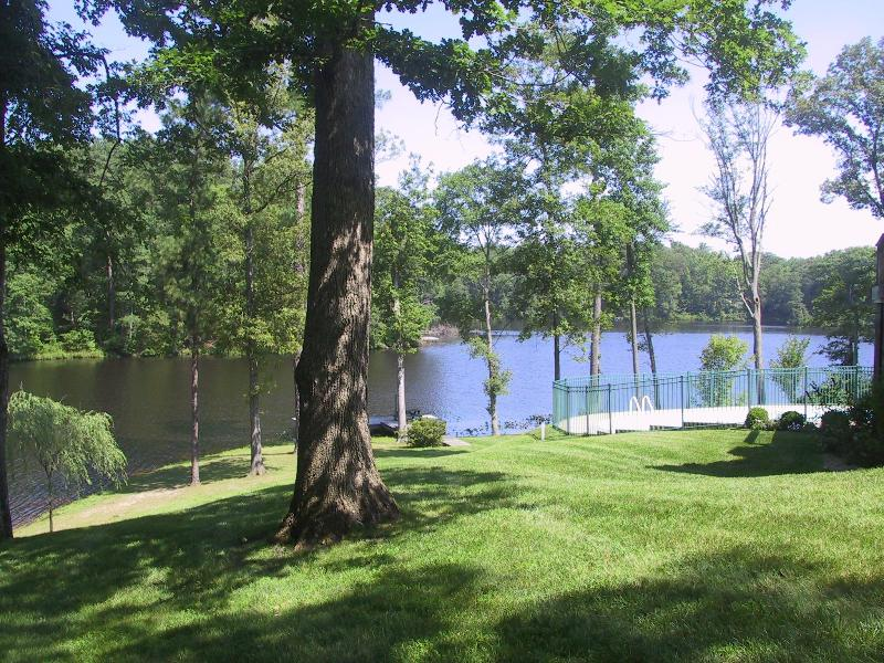 My Back Yard - I Love to Fish Home to Rent - Richmond - rentals