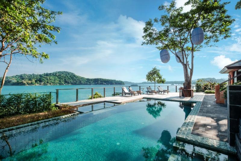 Nam Bo - pure waterfront villa - Unique Waterfront Villa ! - Cape Panwa - rentals