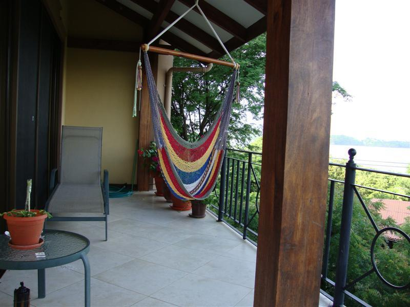 The balcony - Luxurious townhouse near beaches, Flamingo - Guanacaste - rentals