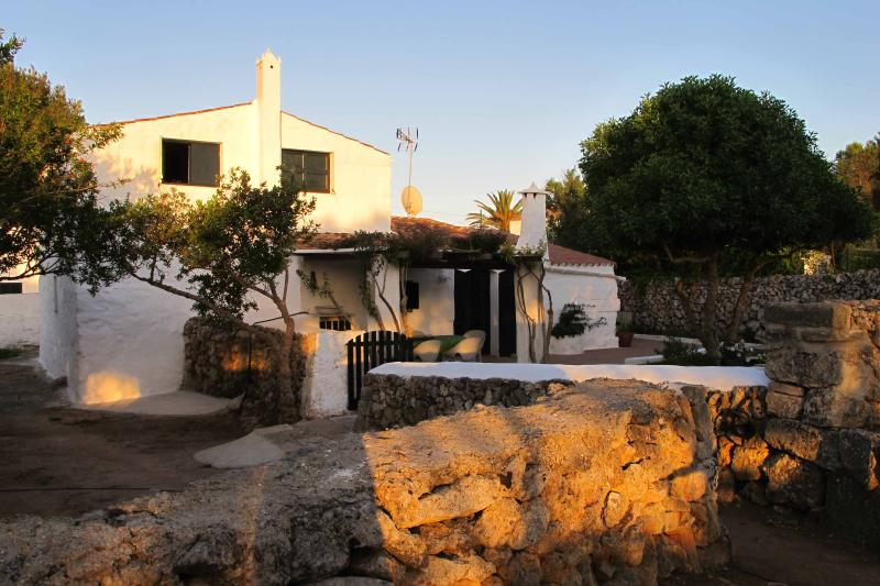 Wonderful Menorcan antic villa - Image 1 - Sant  Lluis es - rentals
