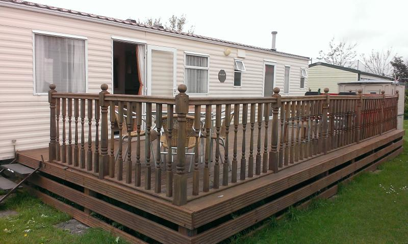 6 Berth Caravan Marine holiday park in Rhyl north - Image 1 - Rhyl - rentals