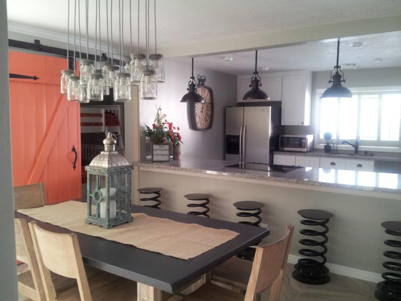Large Open Kitchen Area - Brand New Furniture, Completely Remodeled, 4 Bedroom, Sleeps 16! - Saint George - rentals