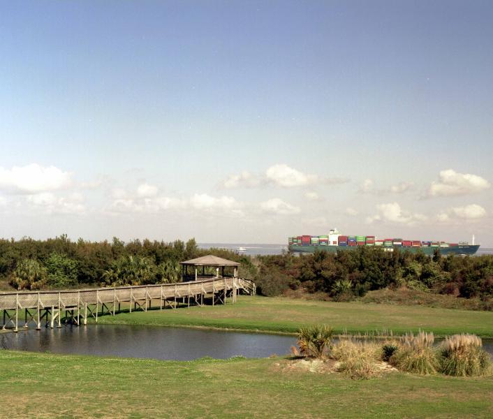 2BR, 2BA Duplex - Captain's View - Image 1 - Tybee Island - rentals