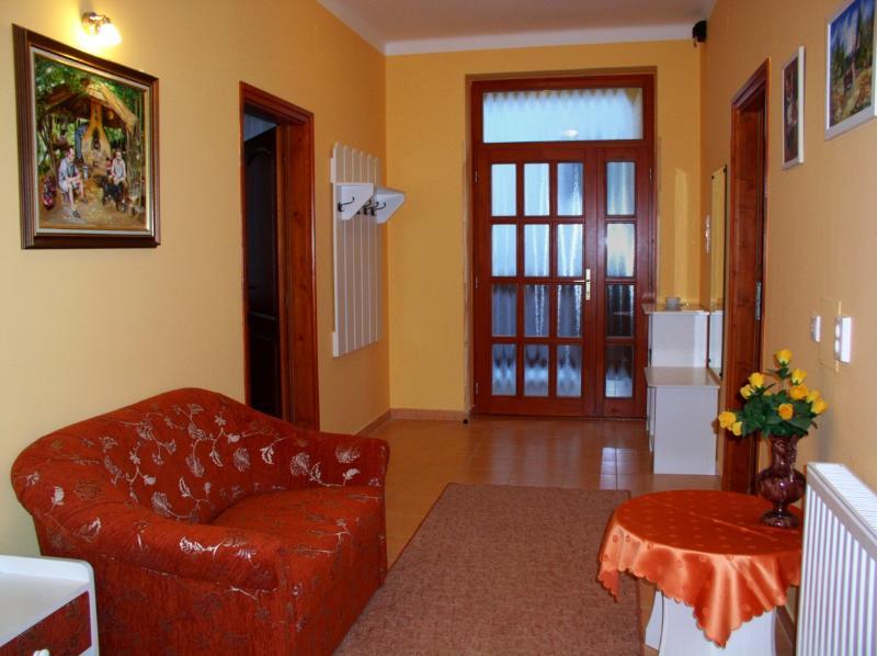 Studio apartment in the Villa Julia - Image 1 - Heviz - rentals