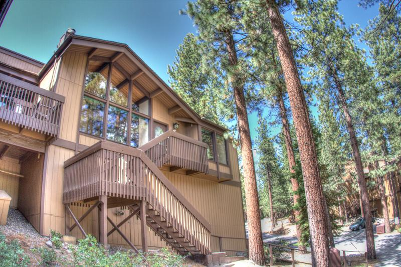 Exterior of Town Home - South Lake Tahoe, Town Home near Heavenly Ski - Stateline - rentals