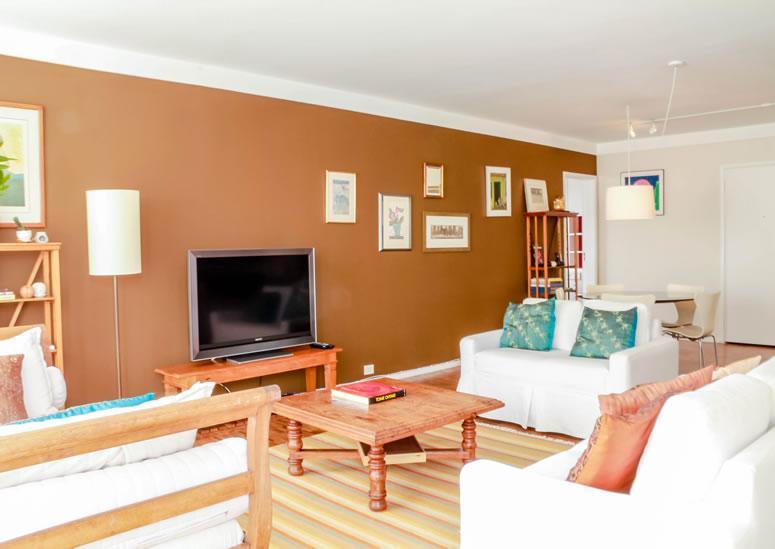 Beautiful 3 Bedroom Apartment in Jardins - Image 1 - Sao Paulo - rentals