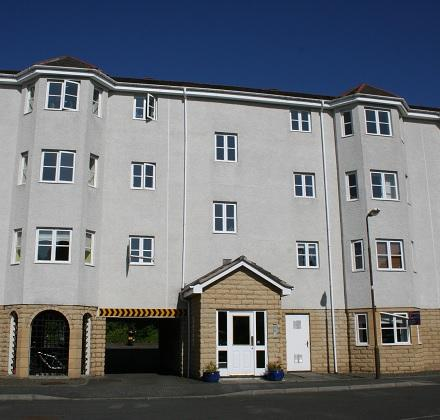 Front of building - Town View, Linlithgow near Edinburgh - sleeps 4 - Linlithgow - rentals