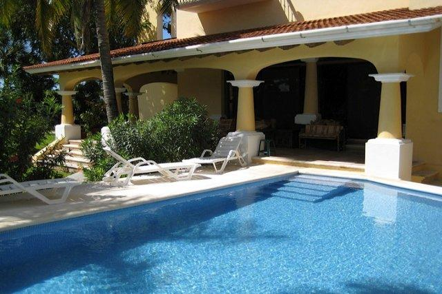 Casa Grande - Ocean Views from Sundeck, Private Pool, Lush Gardens - Image 1 - Cozumel - rentals