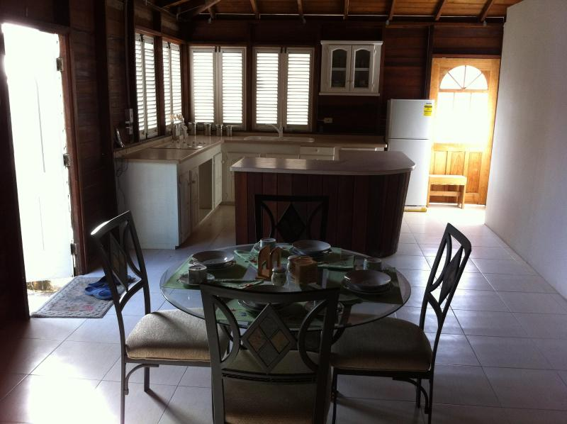 kitchen,living and dining - Two Bedroom Flat - Saint James - rentals