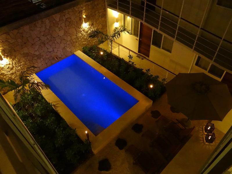 Penthouse at Casa del Mar - Image 1 - Puerto Morelos - rentals