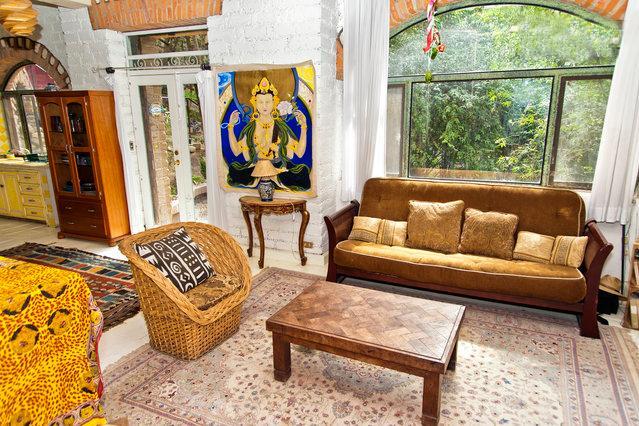 Casa Dharma Retreat in La Cañadita - Image 1 - San Miguel de Allende - rentals