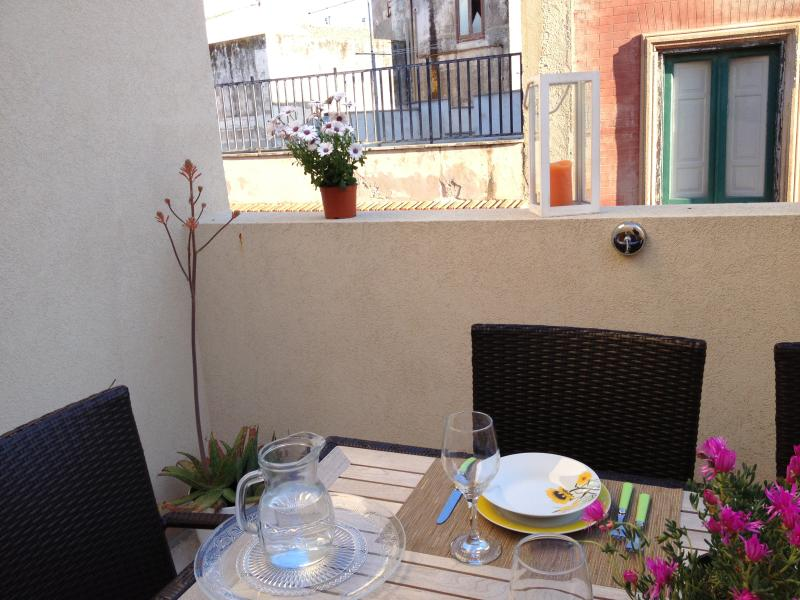 TERRACE - In the center, a few steps from the sea - Trapani - rentals