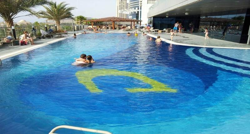 our private pool - Luxury apartment for 4-6 pax front sea and Jumeira - Dubai - rentals