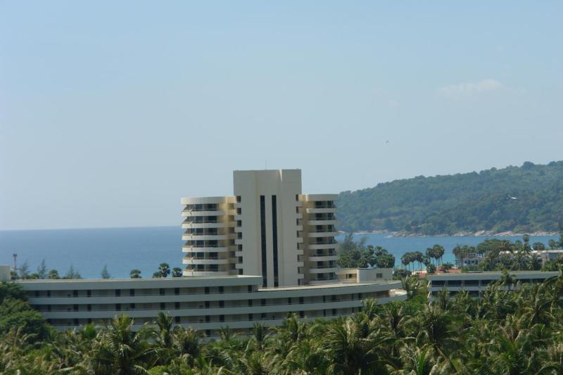 View from the Terrace - Ocean View Condo near the Kata/Karon Beach ! - Phuket - rentals