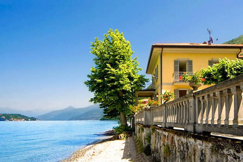Luxury Italian Style villa by the lake of Como - Image 1 - Lezzeno - rentals