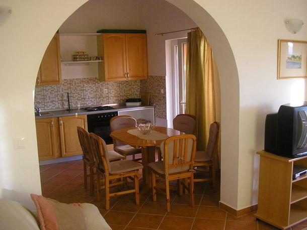 JurAn Sukosan-Croatia: Apartman A5 (3+2+1) - Image 1 - Sukosan - rentals
