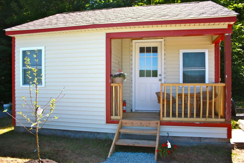 Exterior view - White mountains , loon, Waterville valley, Franconia Notch park. Cabin - Thornton - rentals