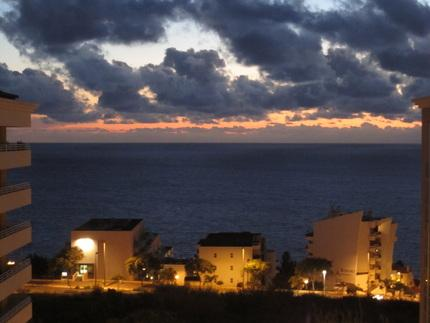 View from the Balcony at Sunsett - Holiday apartment with pool - Funchal, Madeira - Funchal - rentals