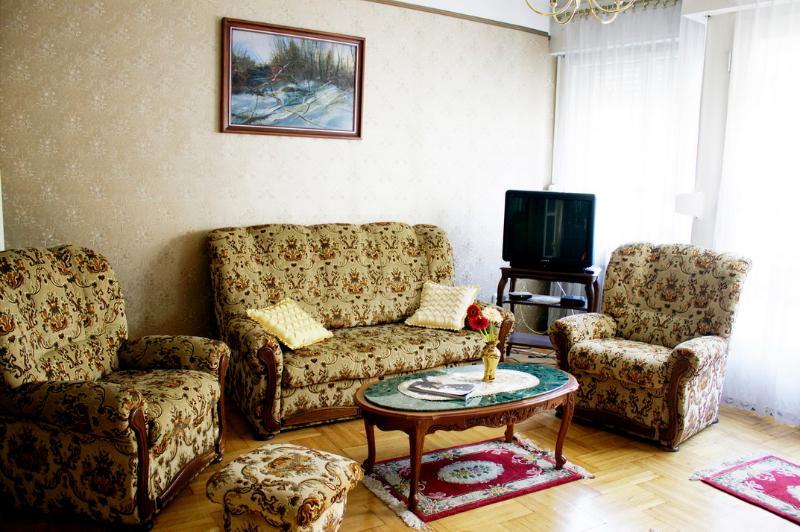 Living room - Solyanka - Budapest - rentals