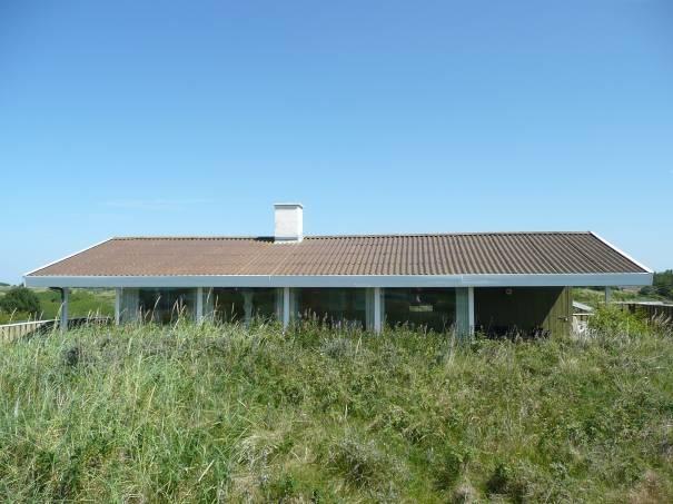 Vorderansicht - Ferienhaus In Tversted Mit Meerblick-panorama - Tversted - rentals