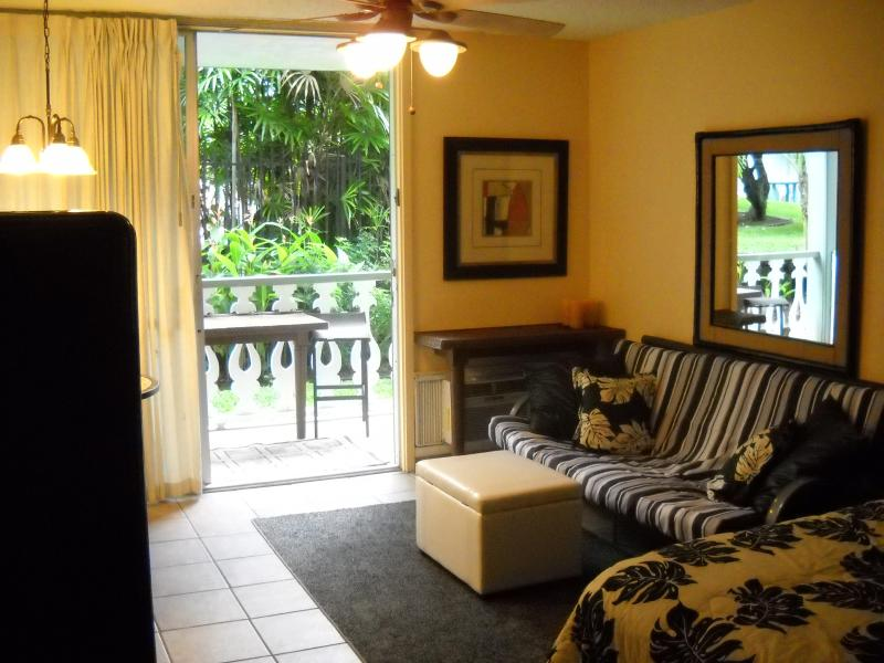 Walk Across To A Beach And Around Town From This Studio - Fits Your Budget - Image 1 - Hickory Corners - rentals