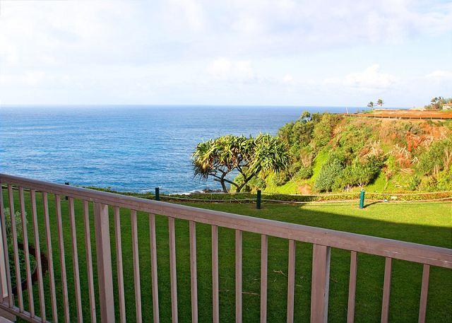 15% off May & June Dates! Beautiful Ocean Views from Pali Ke Kua #230! - Image 1 - Princeville - rentals