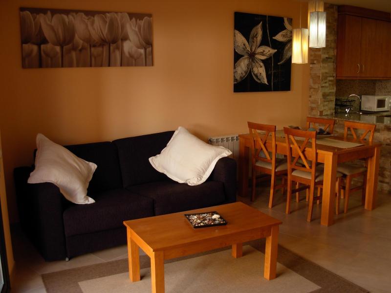 Cal Ribero Apartments 4/6 PAX - Image 1 - Vilanova de la Sal - rentals