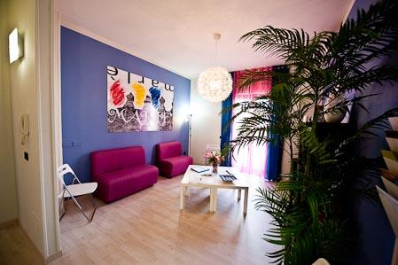LIVING ROOM - CILENTO NATIONAL PARK - AGROPOLI BED AND BREAKFAST MARLE' - Agropoli - rentals