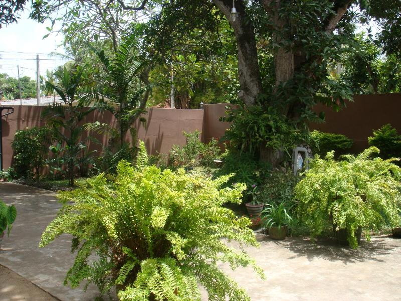 Front Garden Area - Traditional styled bungalow with a modern twist - Negombo - rentals