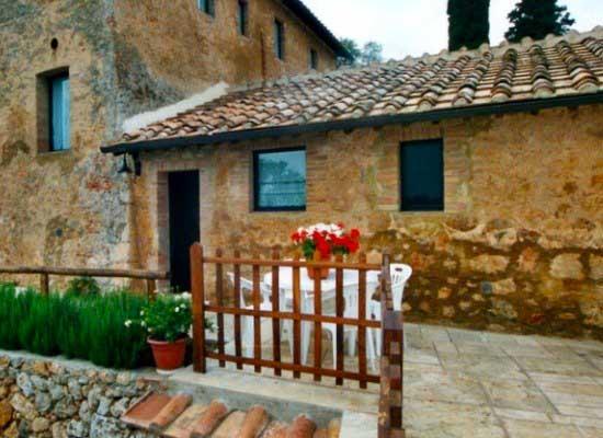 The Oaks ( Agriturismo Il Caggio, Siena) - Image 1 - Siena - rentals