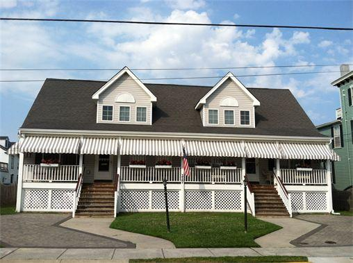 Grant Street Duplex-West Side - The Cape May Beach House: Grant West Side- walk to beach and town - Cape May - rentals