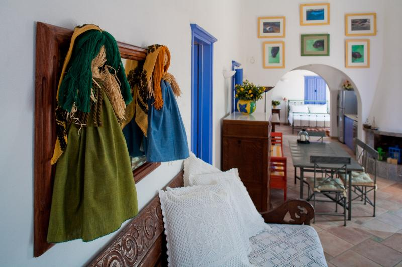Caldera Eco Retreat Villa  (IV) Volcano SeaView - Image 1 - Santorini - rentals
