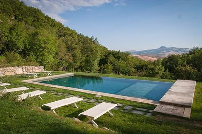 Tuscany Luxury Villa - Val d'Orcia near Pienza, Montalcino and Montepulciano - Image 1 - Siena - rentals
