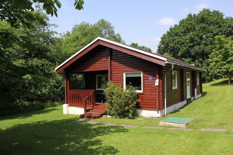 The Lodge - Stravaigin Lodge, Puck's Glen Dunoon Argyll - Dunoon - rentals