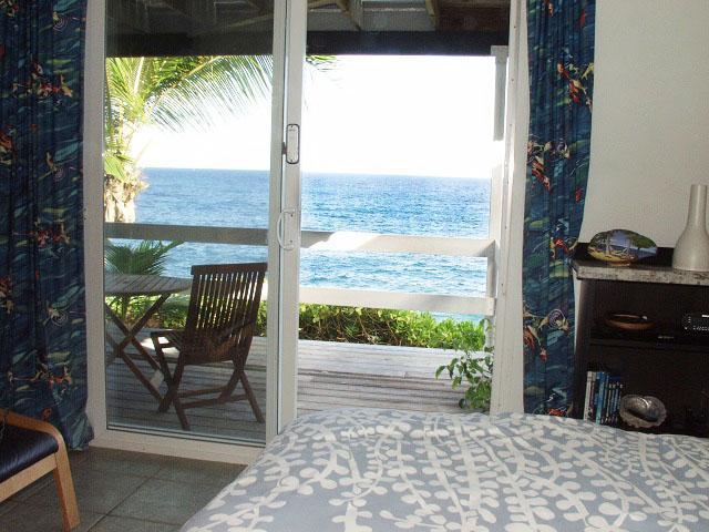 Oceanfront studio in tropical area - Image 1 - Pahoa - rentals