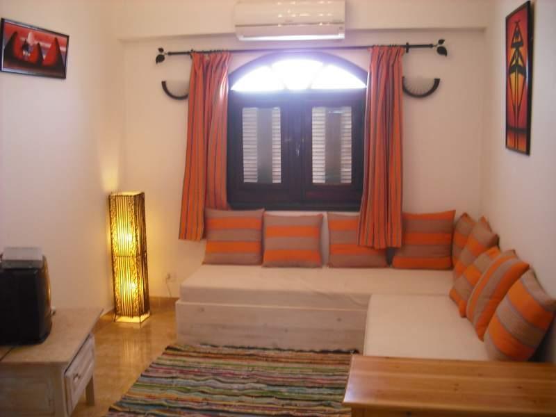Living room - Eel garden Apartments - Dahab - rentals